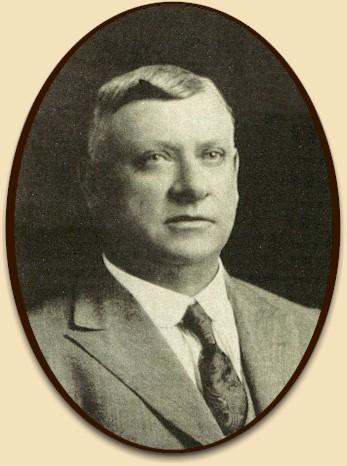 Gus Hodel portrait